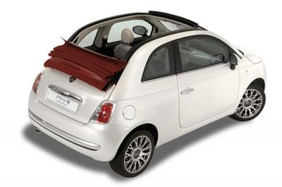 Fiat Cinquecento Cabrio (M)
